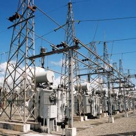 Substação e eletrificação rural