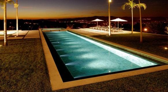 Inspira es para a ilumina o de piscinas sv el trica e for Iluminacao na piscina e perigoso