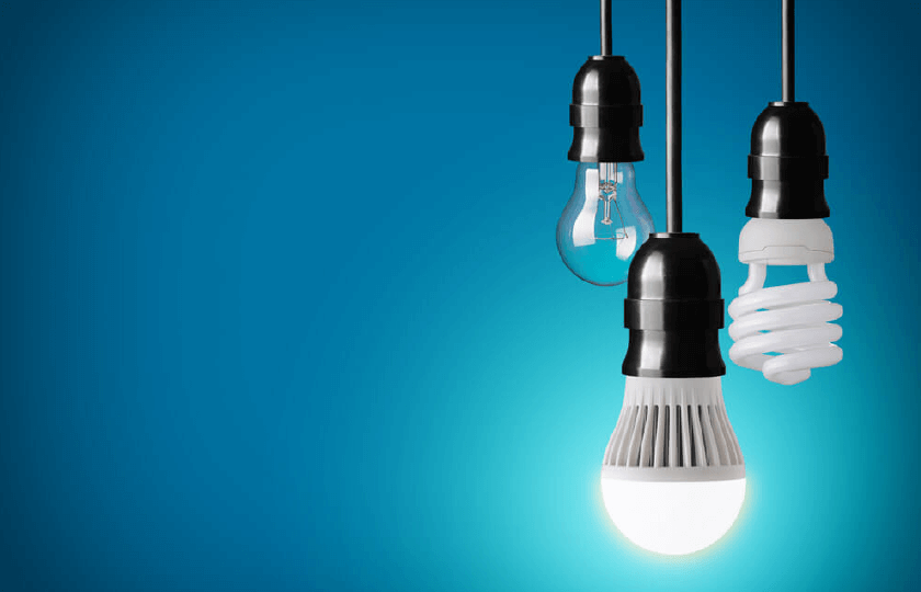 Lâmpada LED: como economizar na conta de energia