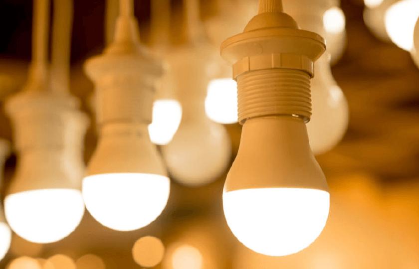 tipo de lâmpada LED
