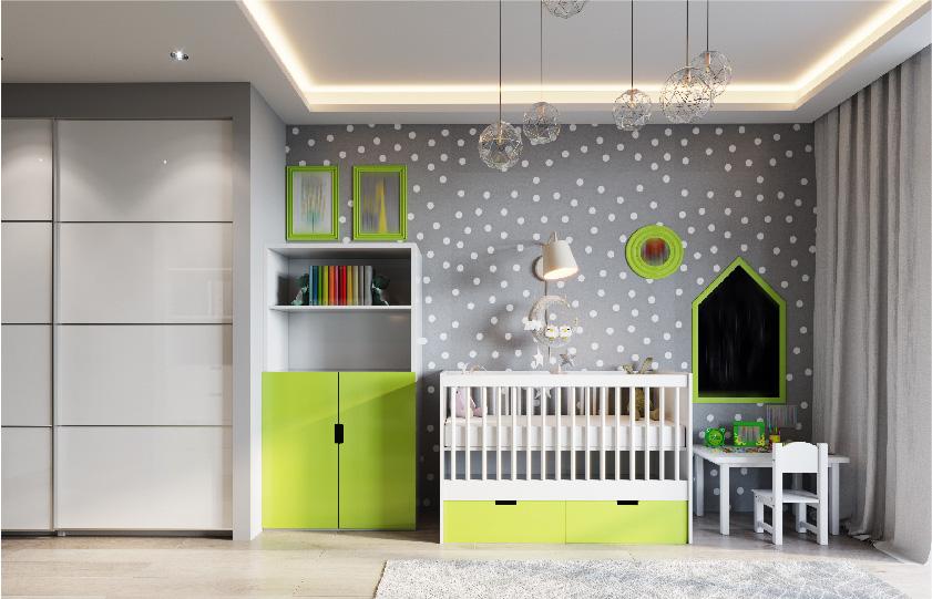 Iluminação de quarto de bebê: planejamento garante conforto para a família