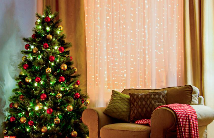 Iluminação de Natal: confira dicas para instalar com economia e segurança